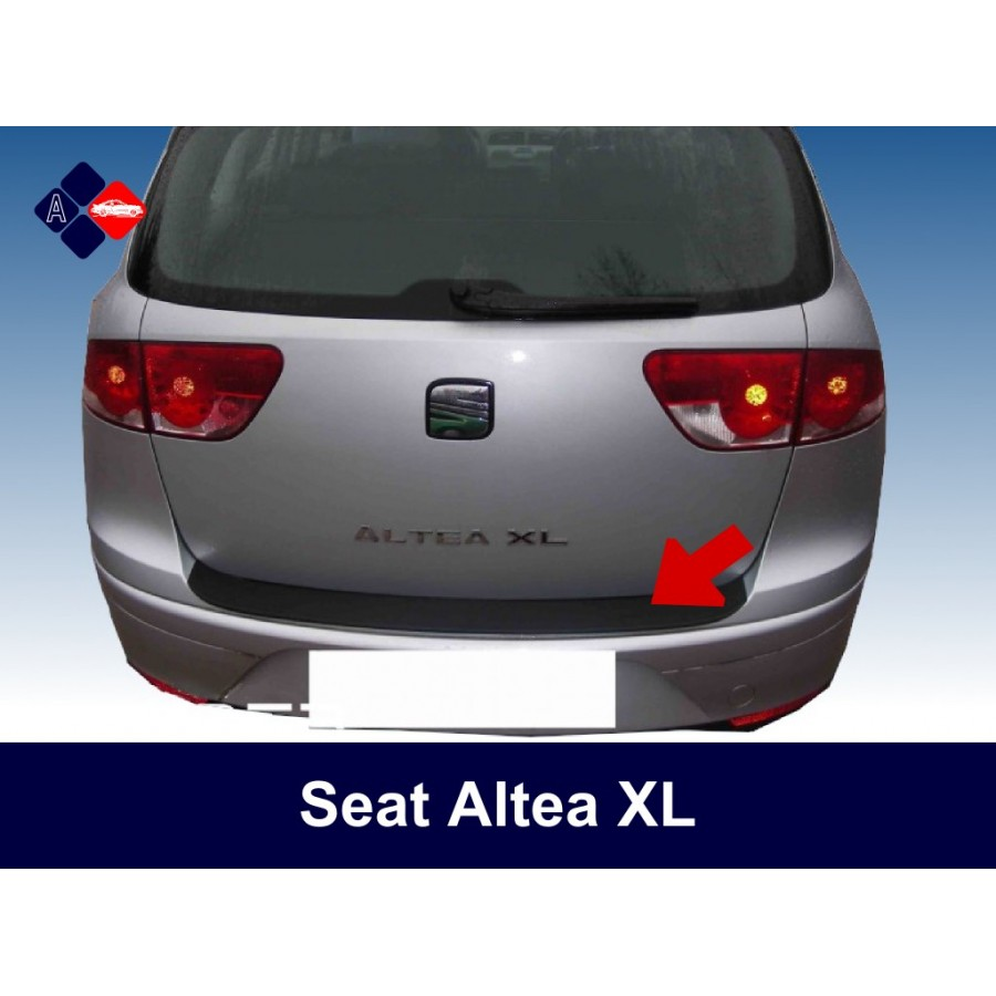 automotiva seat altea xl rear bumper protector. Black Bedroom Furniture Sets. Home Design Ideas