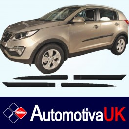 KIA Sportage Side Protection Mouldings