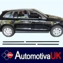 Audi Q5 Door Side Protection Mouldings