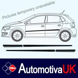 Fiat Punto 5 Door Mk3 Side Protection Mouldings