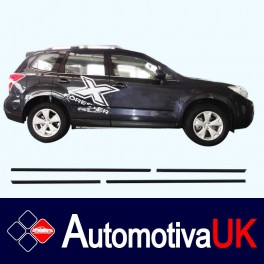 Subaru Forester Mk3 Side Protection Mouldings
