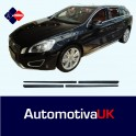 Volvo V60 Mk2 5 door Side Protection Mouldings