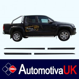 Volkswagen Amarok Door Side Protection Mouldings