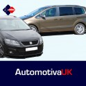 Seat Alhambra Mk2 Side Protection Mouldings