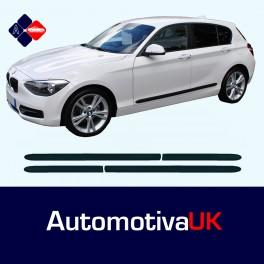 BMW 1 Mk2 5 Door Side Protection Mouldings