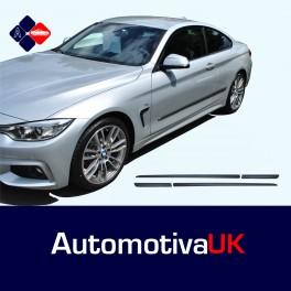 BMW 4 Mk1 3 Door Side Protection Mouldings