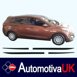 Hyundai i30 Mk2 5 Door Estate Side Protection Mouldings