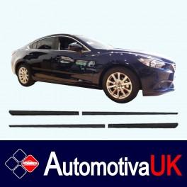 Mazda 6 Mk3 5 Door Side Protection Mouldings