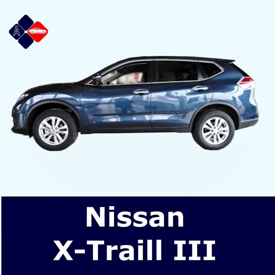 nissan x trail mark 3 side protection mouldings. Black Bedroom Furniture Sets. Home Design Ideas