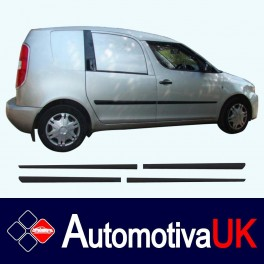 Skoda Romster Door Side Protection Mouldings
