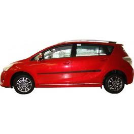 Toyota Corolla Verso 5 Door Side Protection Mouldings