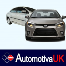 Toyota Corolla Mk11 5 Door Side Protection Mouldings