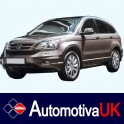 Honda CRV Mk3 Side Protection Mouldings