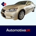 Lexus GS250 5 Door Side Protection Mouldings