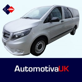 Mercedes Vito Viano V-Class Door Side Protection Mouldings