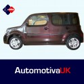 Nissan Cube 5 Door Side Protection Mouldings