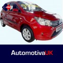 Suzuki Celerio 5 Door Side Protection Mouldings