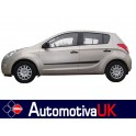 Hyundai i20 Side Protection Mouldings