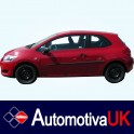 Toyota Auris 3 Door Side Protection Mouldings