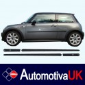 Mini One (BMW) Side Protection Mouldings