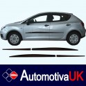 Seat Ibiza Side Protection Mouldings