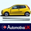 Fiat Punto Mk2 3 Door Side Protection Mouldings