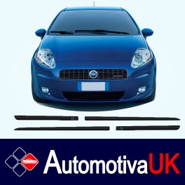 Fiat Grande Punto 3 Door Side Protection Mouldings