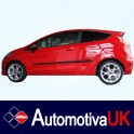 Ford Fiesta Side Protection Mouldings