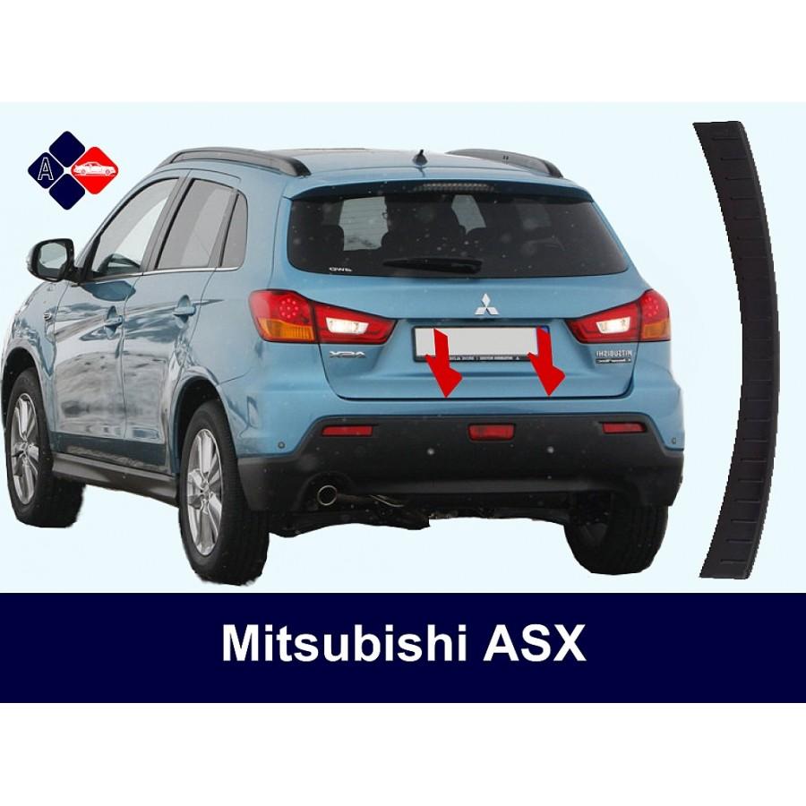 Automotiva Mitsubishi Asx Rear Bumper Protector