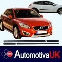 Volvo C30 Side Protection Mouldings