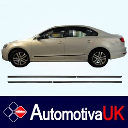 Volkswagen Jetta 5 Door Side Protection Mouldings