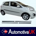 KIA Picanto 5 Door Side Protection Mouldings