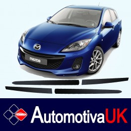 Mazda 3 5 Door Side Protection Mouldings