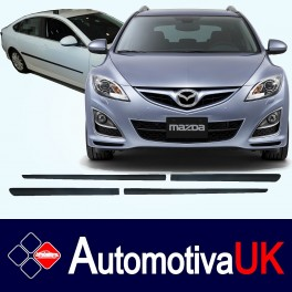Mazda 6 5 Door Side Protection Mouldings