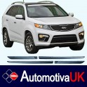 KIA Sorento 5 Door Side Protection Mouldings