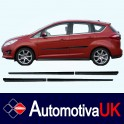 Ford C-MAX 5 Door Side Protection Mouldings