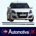 Suzuki Swift 3 Door Side Protection Mouldings