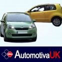 Skoda Citigo 3 Door Side Protection Mouldings