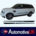 Range Rover Sport Side Protection Mouldings