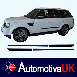 Range Rover Side Protection Mouldings