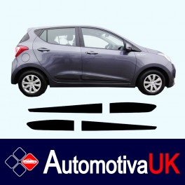 Hyundai i10 5 Door Side Protection Mouldings