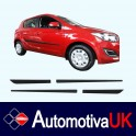 Hyundai i20 5 Door Facelift Side Protection Mouldings