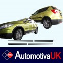 Suzuki SX4 S-Cross Side Protection Mouldings