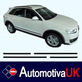 Audi Q3 Door Side Protection Mouldings