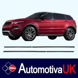 Range Rover Evoque 5 Door Side Protection Mouldings