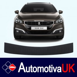 Peugeot 508 SW Estate Rear Bumper Protector