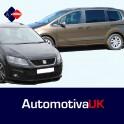 Seat Altea / Seat Altea XL Side Protection Mouldings
