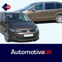 Volkswagen Sharan Mk2 Side Protection Mouldings