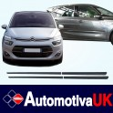 Citroen C4 Picasso Mk2 C5Door Side Protection Mouldings