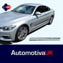 BMW 4 Mk1 3 Door Side Protection Mouldings